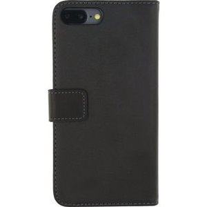 Mobilize Smartphone Gelly Wallet Book Case Apple iPhone 7 Plus Zwart