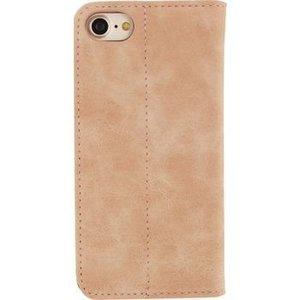 Mobilize Smartphone Premium Magnet Book Case Apple iPhone 7 Roze