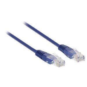 Valueline CAT5e UTP Netwerkkabel RJ45 (8/8) Male - RJ45 (8/8) Male 5.00 m Blauw