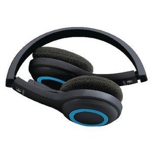 Logitech Headset On-Ear Bluetooth Ingebouwde Microfoon Zwart