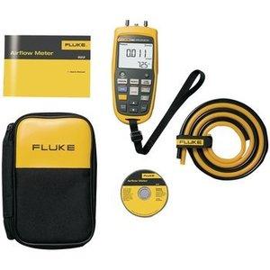 Fluke Air flow meter 1...80 m/s 0...99.999 m³/h 0...+50 °C