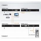 Aten DVI / USB / Audio Cat5 Verlenger 60 m