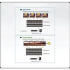 Aten 4-Poorts DisplayPort Splitter Zwart