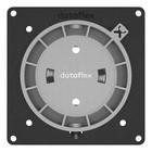 Dataflex Desktopstandaard Zwart