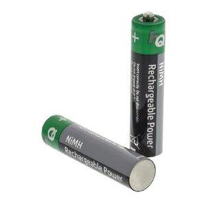 HQ Oplaadbare NiMH Batterij AAA 1.2 V 700 mAh 2-Blister