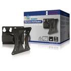 """HQ Flatscreen muurbeugel schermen (13-27"""" 30 kg) zwart"""