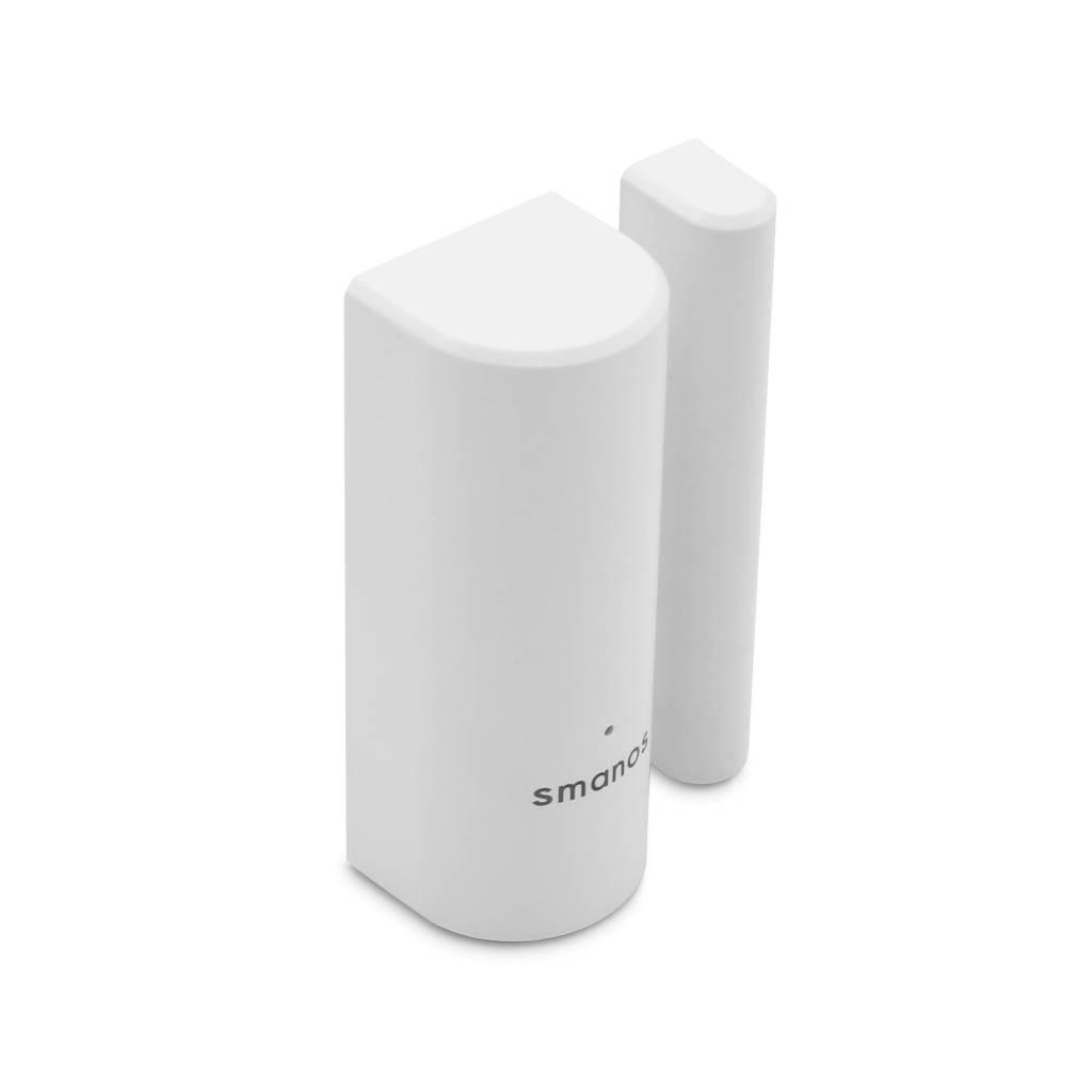 El DS-20 es adecuado para montar en una puerta, ventana u otro objeto que se abre y se cierra. Cuando el imán se separa del sensor, se envía una señal al sistema de alarma para obtener una respuesta adecuada. El DS-20 está equipado con un ...