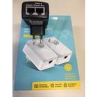 Powerline Adapter 500Mbps set met PoE