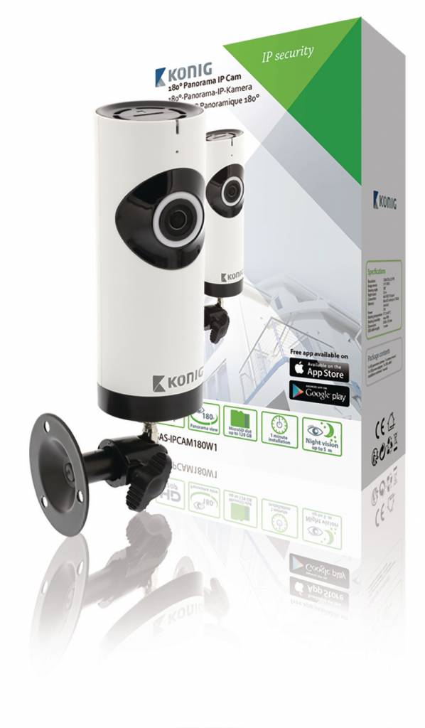 IP cameras for indoors