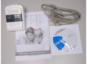 Xline extension kit, network over mains