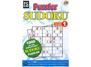 Sudoku PC DVD