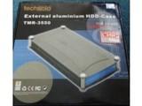 Techsolo External aluminium HDD-Case TMR-3550