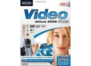 Video deluxe 2006 plus