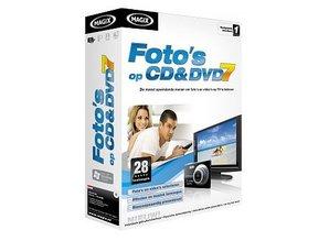 Foto's op CD en DVD 7