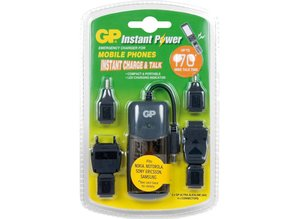 GP instant power mobile phones