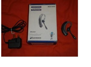 Plantronics M2300 Headset