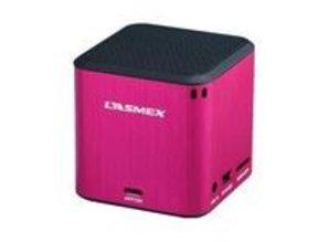 Lasmex Portable mini speaker S-01 RED