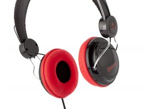 NGS Liquorice Stereo Headphone