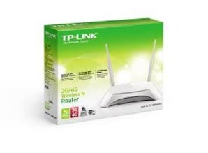 TP-Link 3G/ 4G Wireless N Router