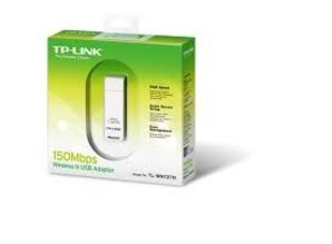 TP-Link 150Mbps Wireless N USB Adapter TL-WN727N