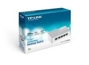 TP-Link 5 Port 10/100Mbps Desktop Sitch TL-SF1005D