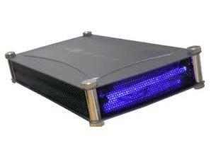 Techsolo External aluminium HDD-Case TMR-3550 80GB