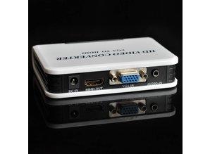 DUO Video Converter, VGA naar HDMI