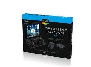 Grixx optimum wireless iPad keyboard 3-in-1
