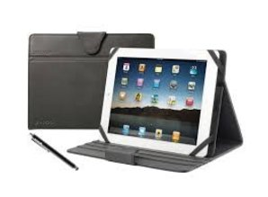 "NGS Transport Cover & Stand For 10"" Tablets + Stylus Pen"