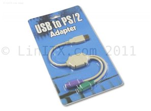 DUO USB to PS/2