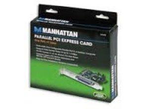 Manhattan PCI Express Card One Port 160469