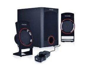 Microlab M-111 Multimedia 2.1 Speaker