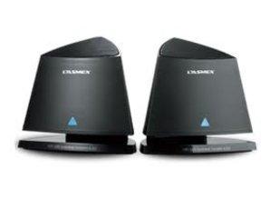 Lasmex S-03 Hifi 2.0 speaker system