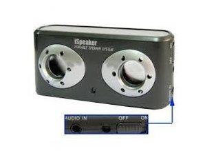 iSpeaker, portable speaker