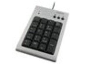 LogiLink USB Numeriek Toetsenbord met 22 toetsen, USB 2.0 (1.5M) (CSP-ID0008)