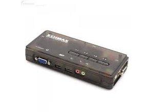 Edimax Edimax 4 Port USB KVM Switch