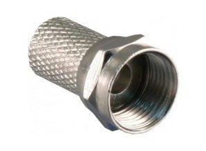 Q-link coax f-wartel 5 mm (5 stuks)