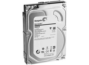 """Seagate hard disk 2 Terra Byte ST2000DM001 3.5"""""""