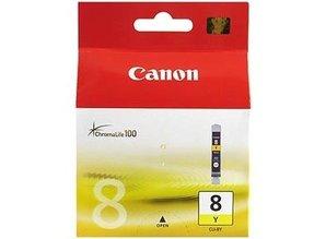 Canon PIXMA 8Y inkt geel