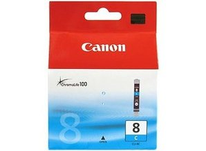 Canon PIXMA 8C inkt cyaan