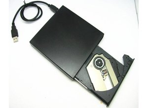 Externe DVD/CD Speler/Brander USB