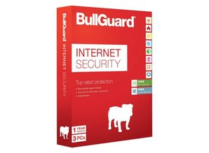 BullGuard 3 Gebruikers 1 jaar