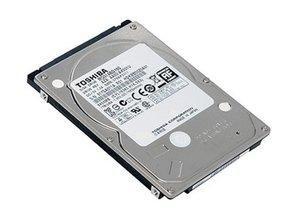 Toshiba 2.5'' hard drive 500GB