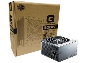 Cooler Master pc voeding G600