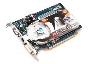 ATI Sapphire Radeon X1600 PRO 512MB