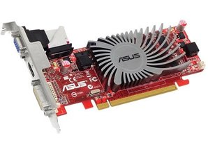 Asus grafische kaart ATI EAH5450 DVI HDMI VGA