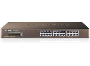 24-Port 10/100Mbps Rackmount Switch TL-SF1024