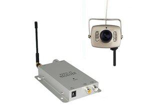 a/v wireless cmos camera kit