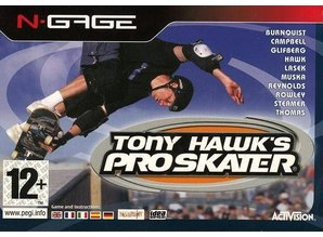 Nokia N Gage Tony Hawks Pro Skater New & factory sealed