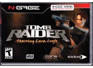 Nokia N Gage Tomb Raider New & Factory Sealed
